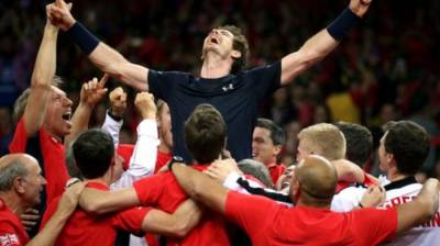 DAVIS CUP - Venues of  Great Britain-Argentina and Croatia-France Chosen