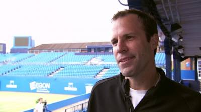 Greg Rusedski wanted to build a tennis court at his home - got denied because of...