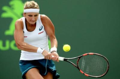 Timea Bacsinszky: 'I have been on the bed for almost a week after Cincinnati'