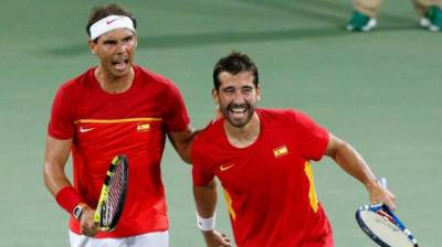 RIO OLYMPICS - DOUBLES: Rafael Nadal and Marc Lopez Reach the Final!