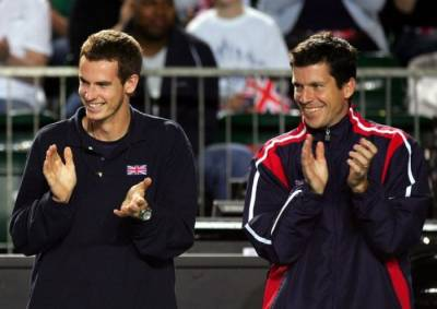 Henman says Murray will become greatest British player if he wins two gold medals