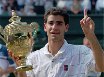 Former World No.1 Pete Sampras celebrates his 45th birthday today