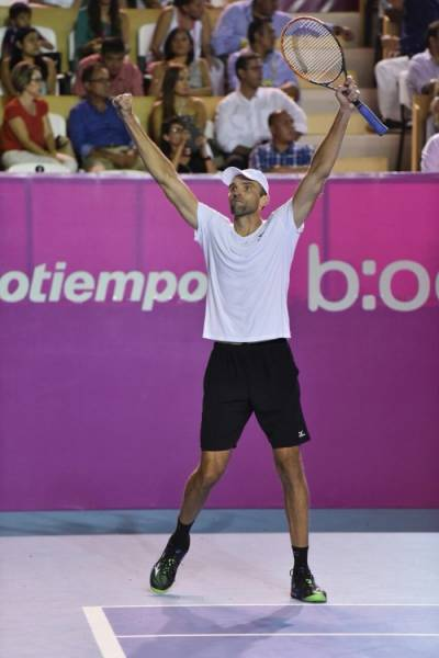 ATP LOS CABOS: Ivo Karlovic successfully handles Feliciano Lopez to win his second ATP title in 2016