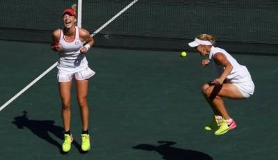 RIO OLYMPICS - DOUBLES: Vesnina and Makarova win Women's Doubles, Mattek-Sands and Sock claim Mixed Doubles!