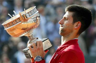 Novak Djokovic: Pivotal Turnings