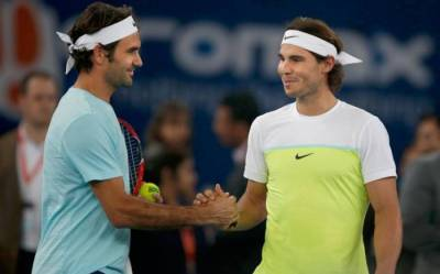 Rafael Nadal and Roger Federer to play Rod Laver Cup in 2017
