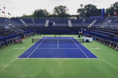 ATP WINSTON-SALEM  - MAIN DRAW: Gasquet is the first seed, Fritz and Tiafoe to play in the 1st round