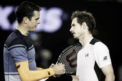 ATP CINCINNATI SF PREVIEW: Can Raonic finally find a way to beat Murray ... Will Dimitrov continue his good form against Cilic?