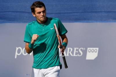 ATP WINSTON-SALEM: Fritz too strong for Tiafoe, Young ousts last year's finalist Herbert