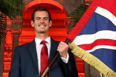 Andy Murray is an Inspiration for GB Olympians: Mark England