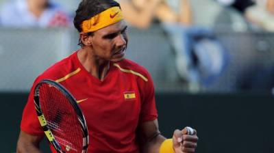 Rafael Nadal to Play Davis Cup World Group Play-off Tie against India