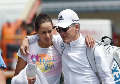 Bastian Schweinsteiger told not to watch Ana Ivanovic matches!