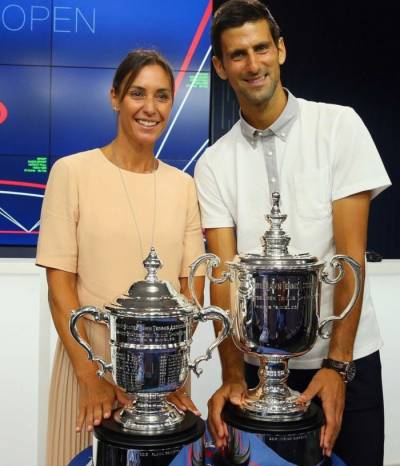 Flavia Pennetta: 'Now my life is much better than the one I had as a tennis player'