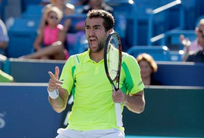 Marin Cilic reveals what inspired him to strive in Cincinnati