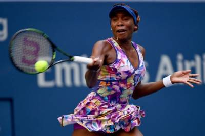 US OPEN WOMEN'S SINGLES- Venus Williams, Radwanska, Halep and Pliskova book spots in the third round