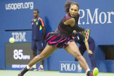 US OPEN WOMEN'S SINGLES- Serena Williams gets all time record of 307 Grand Slam wins
