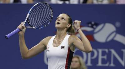 US OPEN WOMEN'S SINGLES- Serena Williams stunned by Karolina Pliskova in semifinal