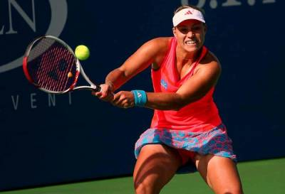 Angelique Kerber and Kei Nishikori Win USTA Sportsmanship Award