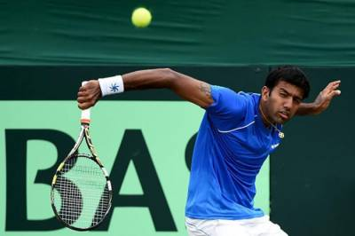 Rohan Bopanna Pulls out of Davis Cup Tie Against Spain Due to Knee Problems