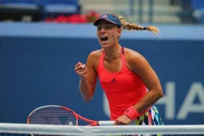 US OPEN WOMEN'S SINGLES- Kerber edges Pliskova to win her second Grand Slam
