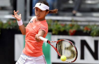 WTA TOKYO - Top seed Misaki Doi and second seed Yanina Wickmayer knocked out in first round