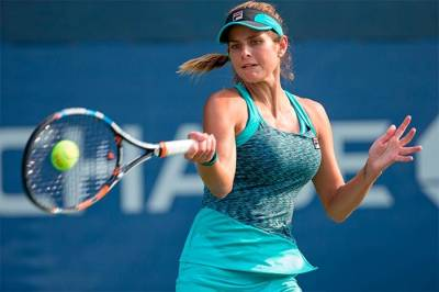 WTA QUEBEC CITY: Goerges, Beck and Lucic-Baroni ousted
