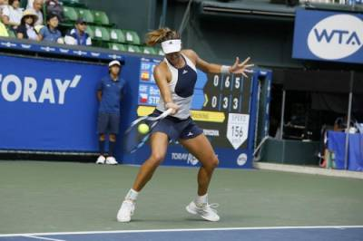 WTA TOKYO - MAIN DRAW: Muguruza and Radwanska lead the field, Bencic and Wozniacki to meet in Round 1