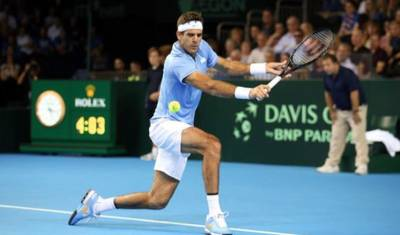 Juan Martin del Potro: I have time to get ready for the Davis Cup Final