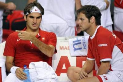 Severin Luthi Unsure about Captaining Swiss Davis Cup Team