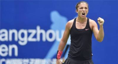 WTA GUANGZHOU&SEOUL- Top seed Sara Errani and second seed Jelena Jankovic advance