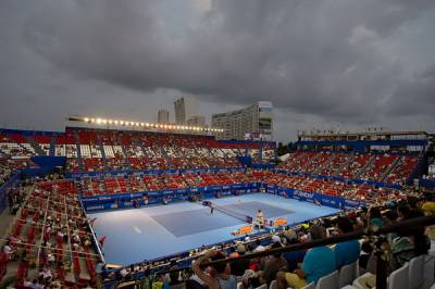 Acapulco to gather the best field ever in 2017, including 3 Grand Slam champions!