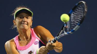WTA SEOUL&GUANGZHOU- Top seed Begu, fourth seed Mladenovic and sixth seed Flipkens stunned