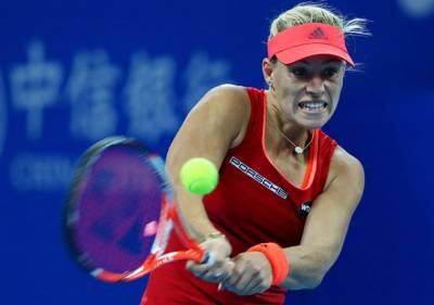 WTA WUHAN - MAIN DRAW: Kerber comes back to play, Muguruza and Radwanska in the bottom half