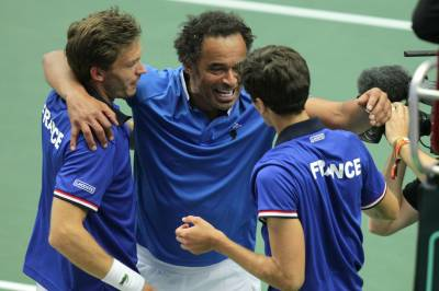 Our priority is to win the Davis Cup, says Frenchman Nicolas Mahut