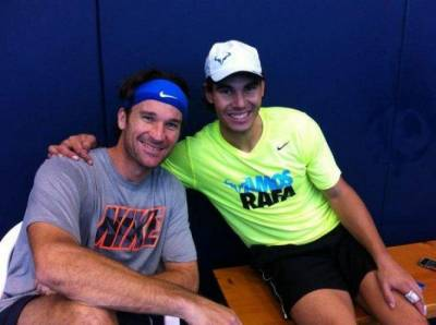 Carlos Moya: 'Nadal has been unlucky with injuries but should qualify For ATP Finals'