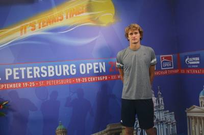 Alexander Zverev: 'Roger Federer has always been my favorite player, he gave me a lot of advice lately'