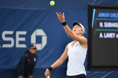 Ashley Lahey: 'I love competing, and playing on such a big stage like the US Open made it 10 times better'