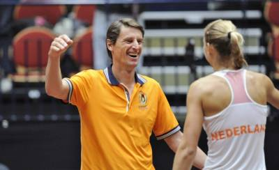 Paul Haarhuis Appointed as Head Coach for Dutch National Federation