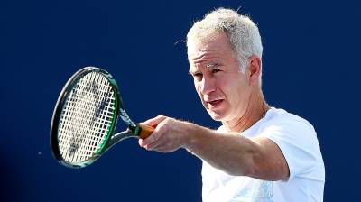 John McEnroe: 'I could never imagine that in Wimbledon players could play from the baseline'