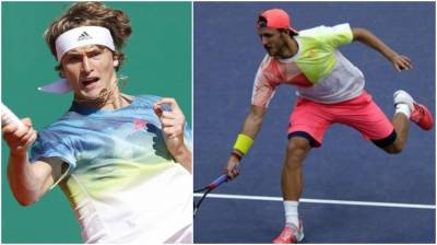 The Future of Men's Tennis? Alexander Zverev and Lucas Pouille