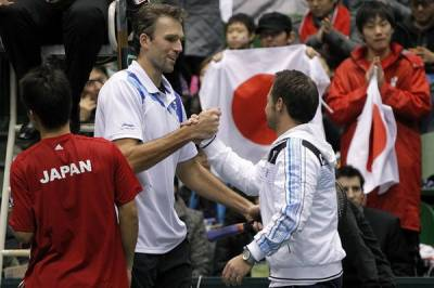 Croatia will host Davis Cup final in Arena, in capital Zagreb, and Ivo Karlovic will return to the squad after 4 years!