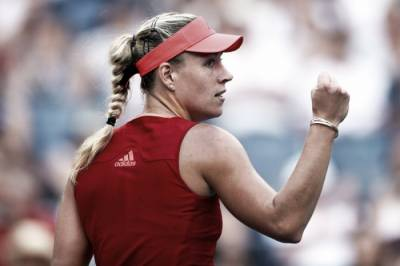 Testing Times: Can Angelique Kerber Stay Above Water?