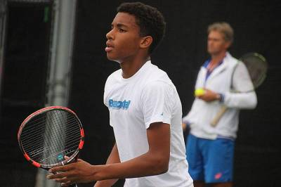 Felix Auger-Aliassime: 'It would be great to win back-to-back Junior Davis Cup title'
