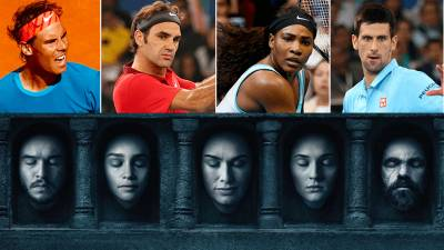 If Tennis Players were Game of Thrones Characters