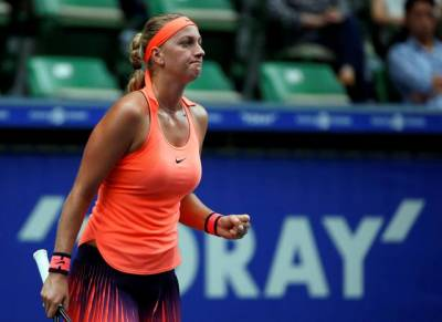 WTA WUHAN and TASHKENT: Kvitova to play Cibulkova in Wuhan Final; Hibino to face Kristyna Pliskova in Tashkent