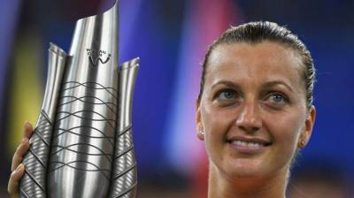 WTA WUHAN and TASHKENT: It's Czech Mate as Kvitova and Pliskova win Titles!