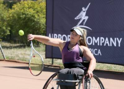 Top seeds all secure titles at Bloem Open