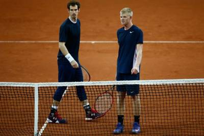 Andy Murray: Kyle Edmund will soon be at the top of the game