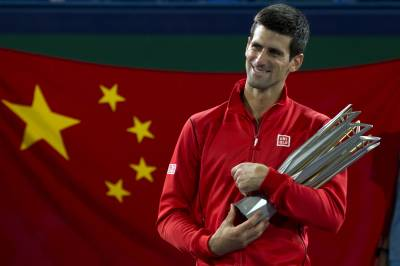 ATP SHANGHAI - MAIN DRAW: tough path for Djokovic,easier for Nadal