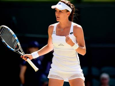 Agnieszka Radwanska Likes playing in Asia